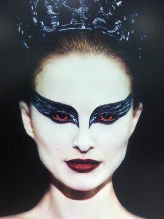 Is Black Swan too graphic?