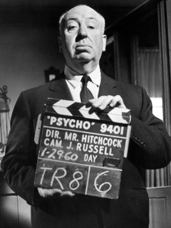 Hitchcock - famous for using MacGuffins