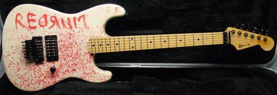 The Shining guitar