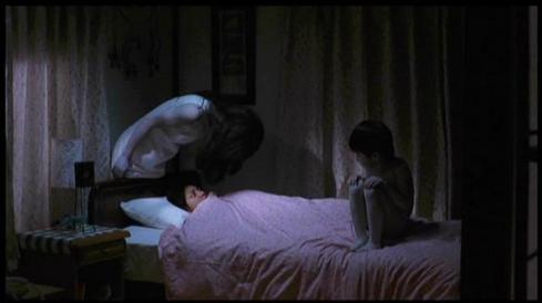 Kayako and Toshio