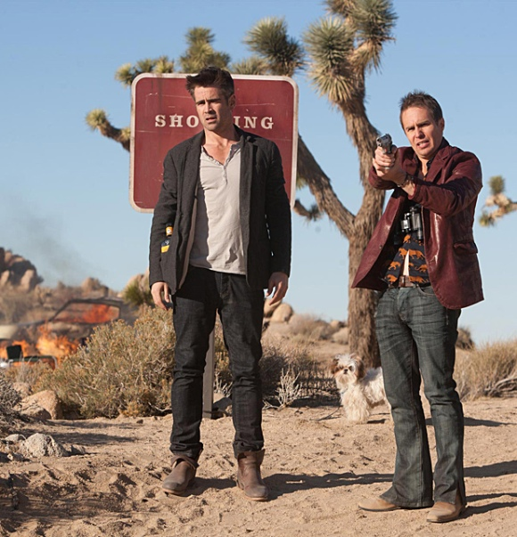 Seven Psychopaths - a pleasant surprise