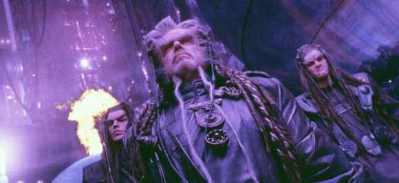 """The director, Roger Christian, has learned from better films that directors sometimes tilt their cameras, but he has not learned why.""— Roger Ebert referring to Battlefield Earth"