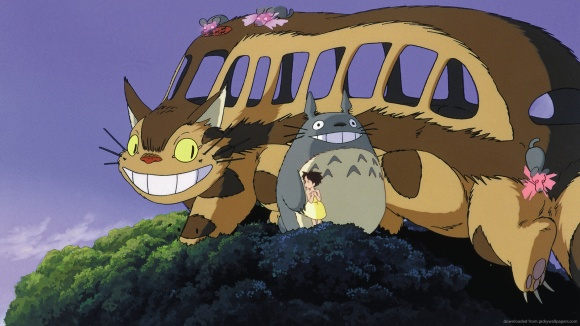 my-neighbor-totoro-catbus