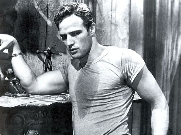 Brando was one of the first to bring Method acting to mainstream films