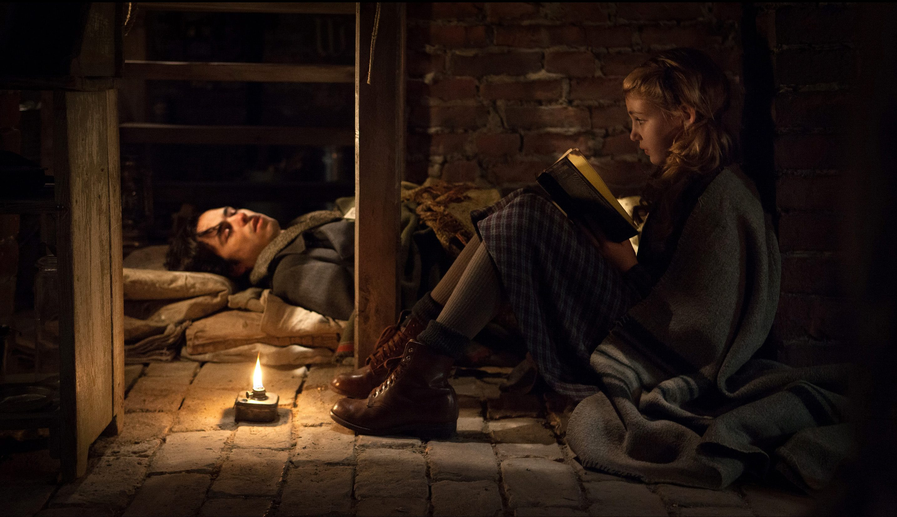 film review the book thief terry malloy s pigeon coop film review the book thief