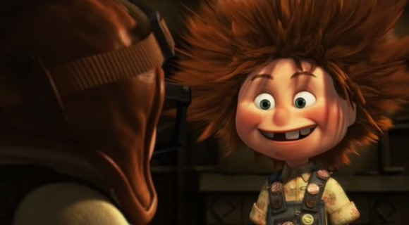 Young Ellie  (Up)