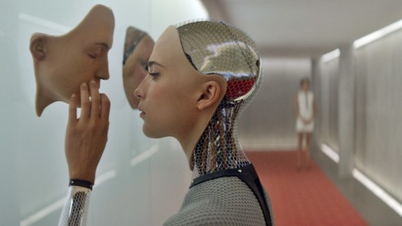 Alicia Vikander in Ex Machina